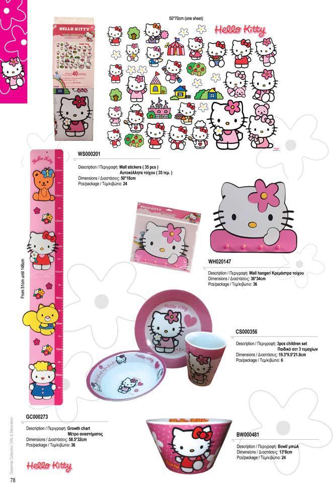 Hello Kitty Cartoontrade